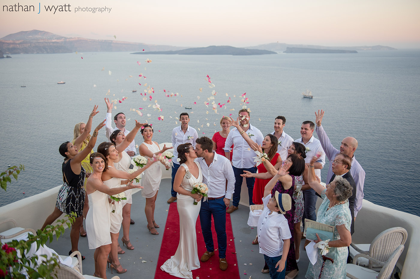 Portfolio Santorini Amp Destination Wedding Photography