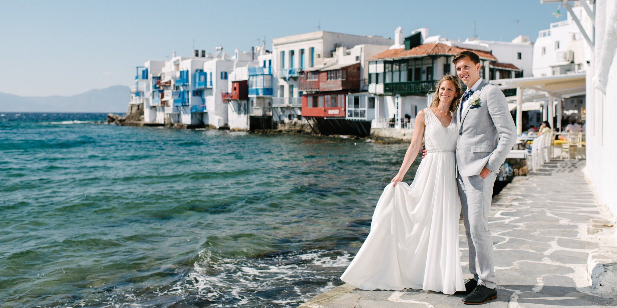 Mykonos Wedding Santorini Amp Destination Wedding